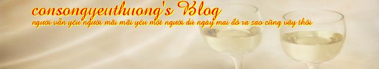 consongyeuthuong's Blog