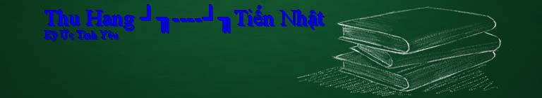 Thu Hang ┘╖----┘╖Tiến Nhật