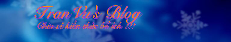 TranVu's Blog