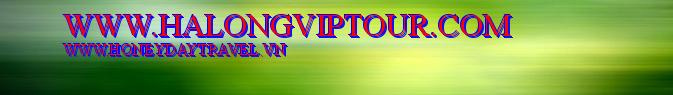 WWW.HALONGVIPTOUR.COM