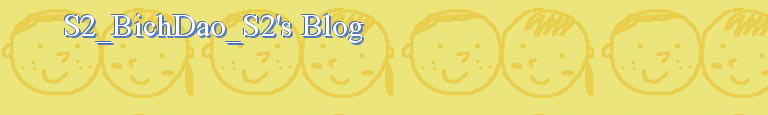 S2_BichDao_S2's Blog