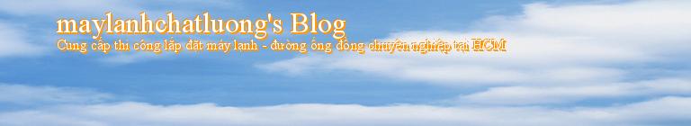maylanhchatluong's Blog