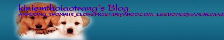 kiniemthoiaotrang's Blog