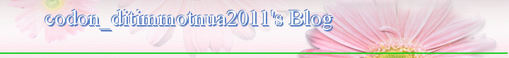codon_ditimmotnua2011's Blog